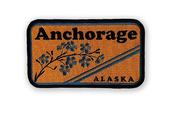 Anchorage Alaska Patch