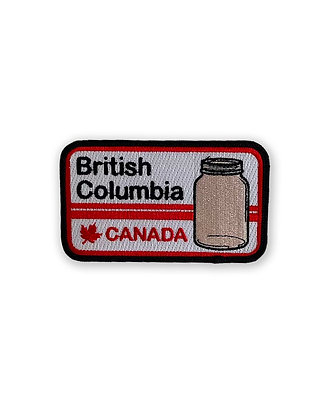 British Columbia Canada Patch