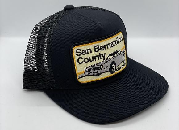 San Bernardino County Pocket Hat