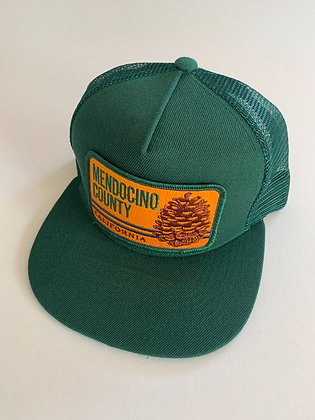 Mendocino County Pocket Hat