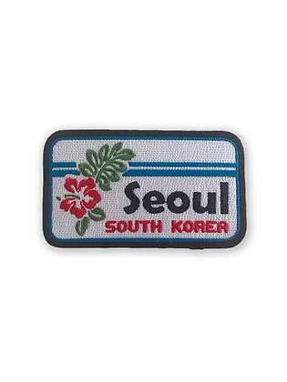 Seoul, South Korea - Patch
