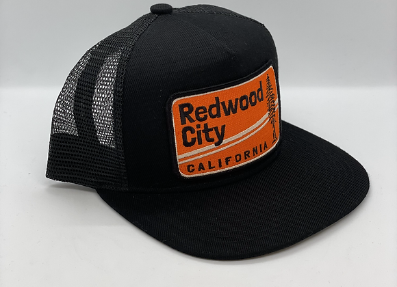 Redwood City Pocket Hat