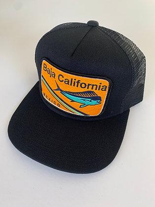 Baja California Pocket Hat