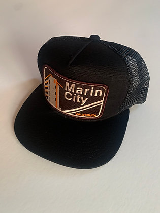 Marin City Pocket Hat