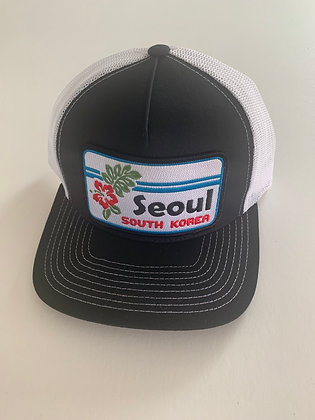 Seoul South Korea Hat