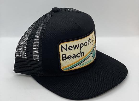 Newport Beach Pocket Hat