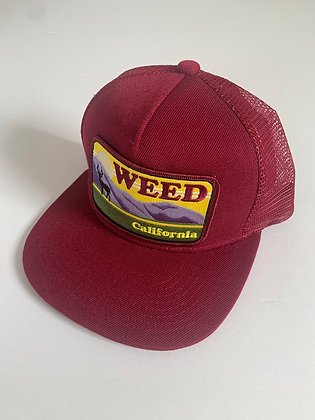 Weed Pocket Hat