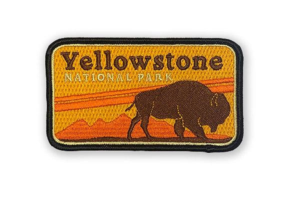 Yellowstone Wyoming Patch