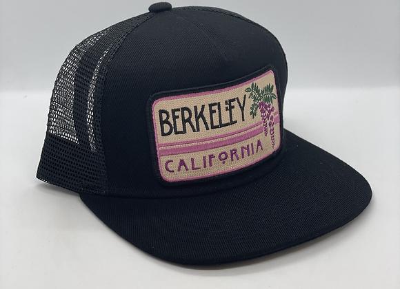 Berkeley Wisteria Pocket Hat