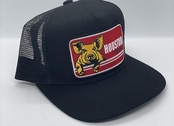 Houston Texas Pocket Hat