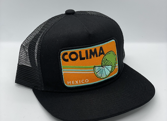 Colima Mexico Pocket Hat