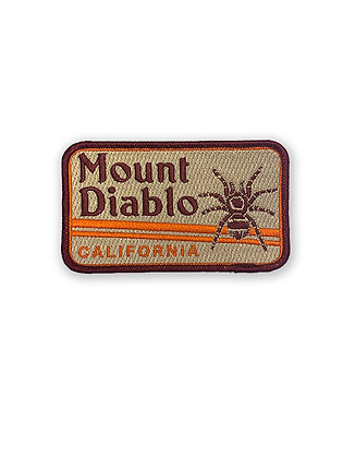 Mount Diablo Patch