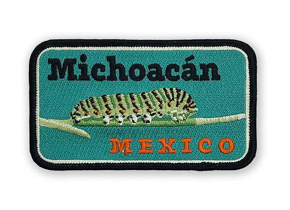Michoacan Mexico Patch
