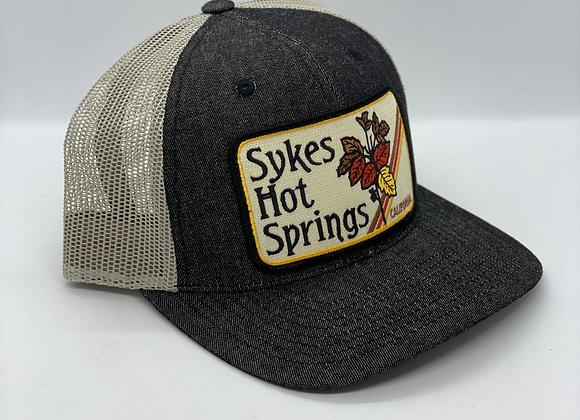 Sykes Hot Springs Pocket Hat