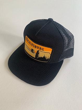 Healdsburg Pocket Hat
