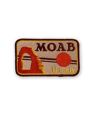 Moab Utah Patch