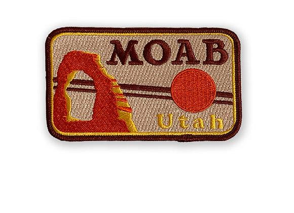 Moab Utah Patch