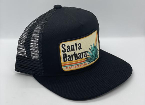 Santa Barbara Pocket Hat (Version 2)