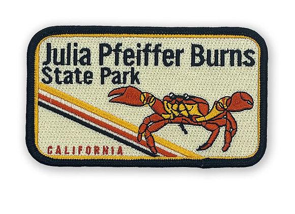 Julia Pfeiffer Burns Patch