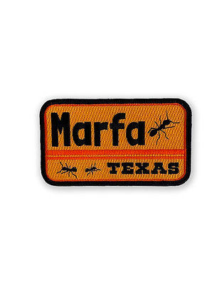 Marfa Texas Patch
