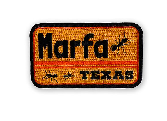 Marfa Texas Patch