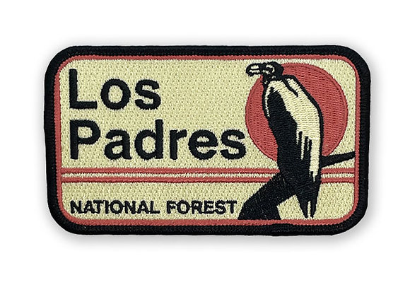 Los Padres National Forest Patch