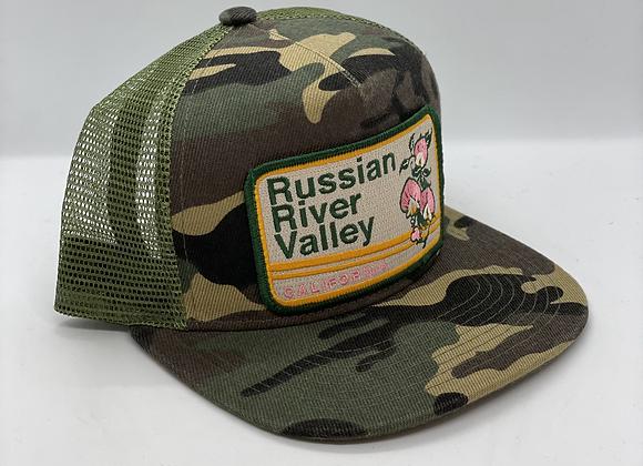 Russian River Valley Pocket Hat