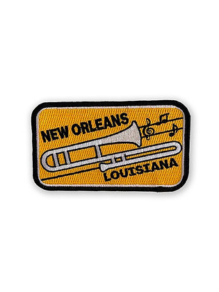 New Orleans Louisiana Patch