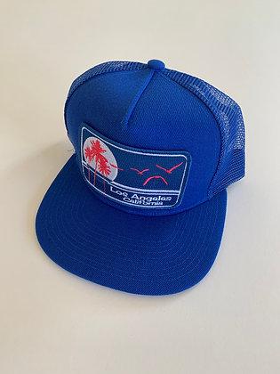 L.A. Pocket Hat in Dodgers Colors