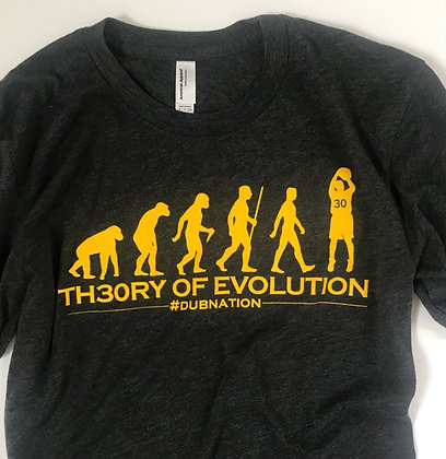Theory of Evolution Shirt