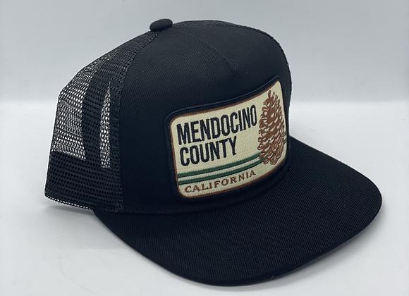 Mendocino County Pocket Hat