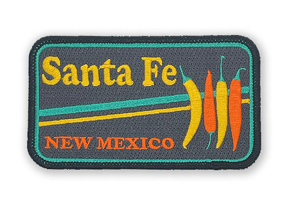 Santa Fe New Mexico Patch