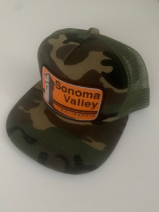 Sonoma Valley Pocket Hat