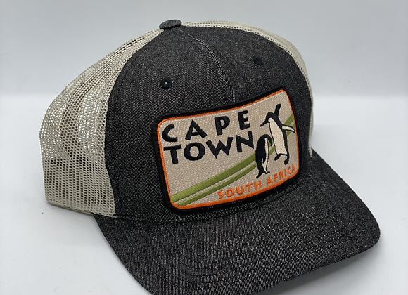 Cape Town South Africa Pocket Hat
