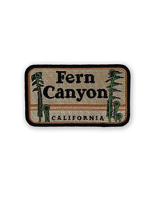 Fern Canyon Patch