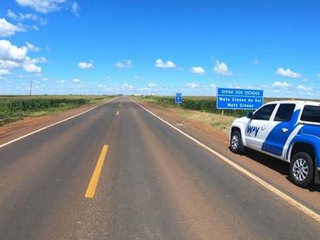 Concessionária que atua em MS consegue autofinanciamento para investir em rodovia