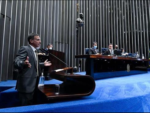 Senado conclui votação da PEC que prevê até R$ 44 bi para novo auxílio emergencial