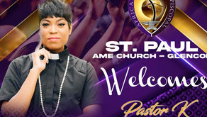 Welcome Pastor K!