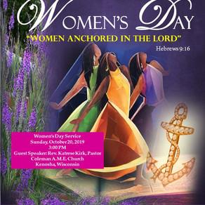 '19 Women's Day