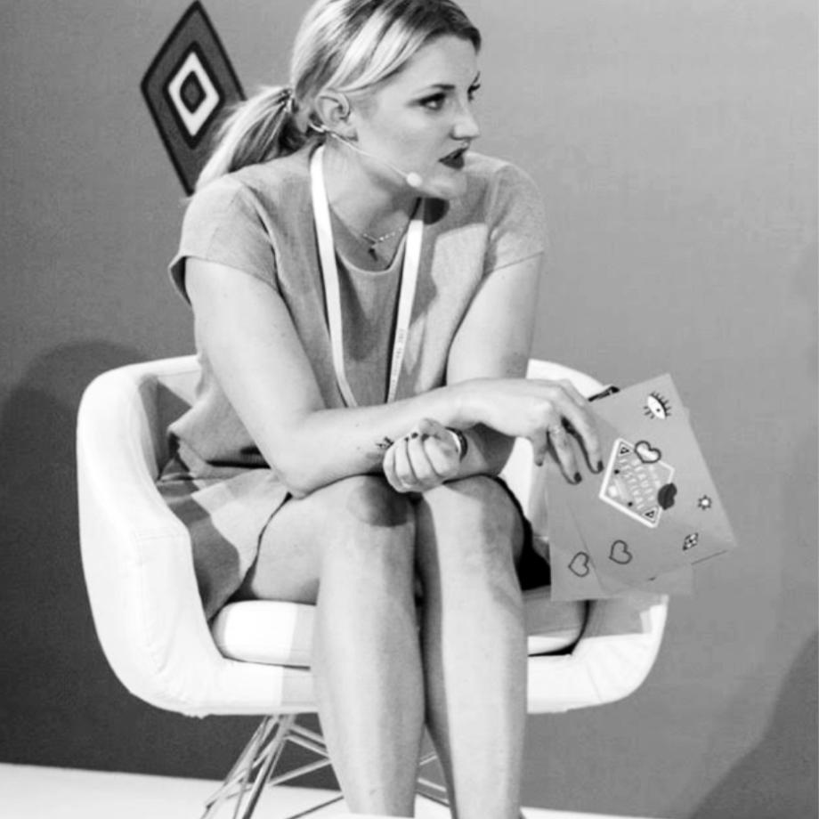 Katharina Theresia Schürf // Beauty & Fashion Editor, Storytelling, Host