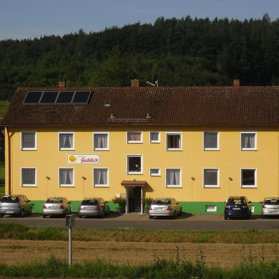 """Gästehaus """"Seeblick"""""""