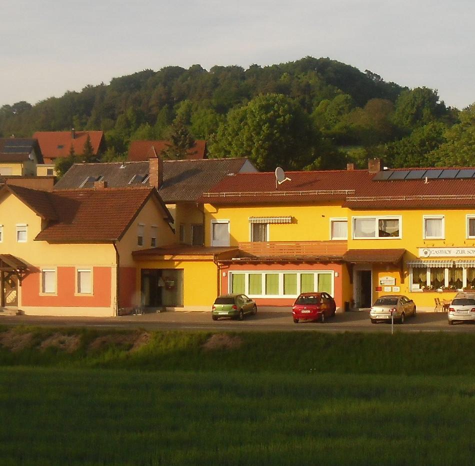 "Haupthaus ""Sonne"""