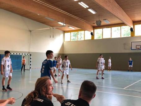 C-Jugend gewinnt Auftaktspiel gegen HSG RSV Teltow-Ruhlsdorf