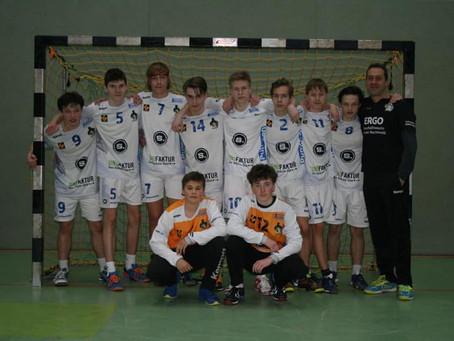 C-Jugend des SSV Falkensee erkämpft sich mit Siegen am Entscheidungswochenende die Tabellenführung