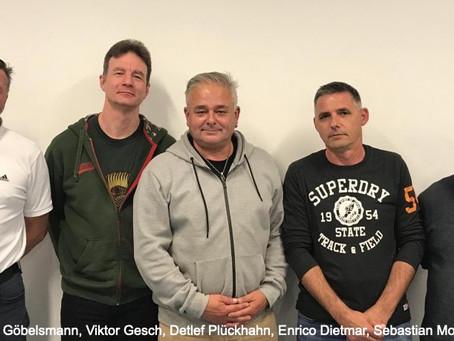 Der SSV Falkensee hat einen neuen Vorstand