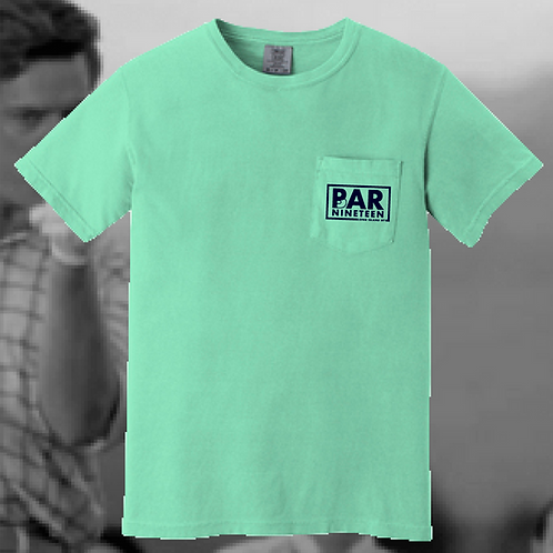Bar Nineteen Pocket Tee