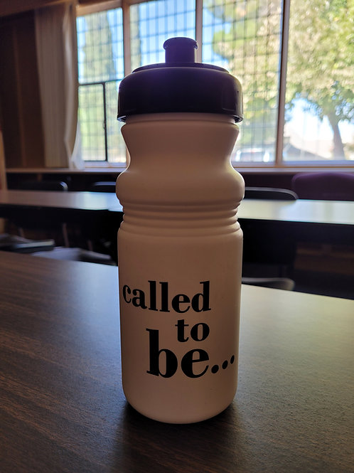 Called to be... water bottle
