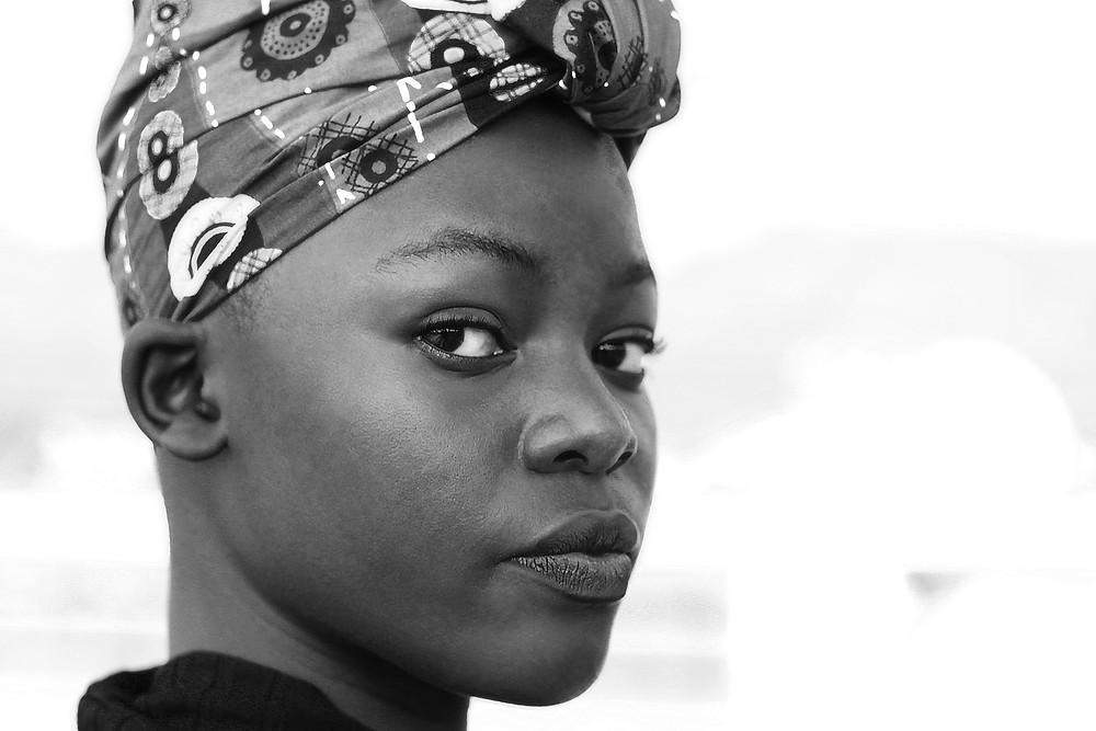 Mujer de Umoja 2019