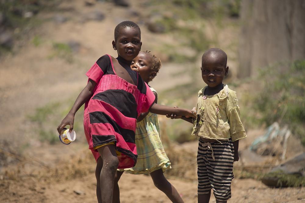 Niños de Umoja 2019