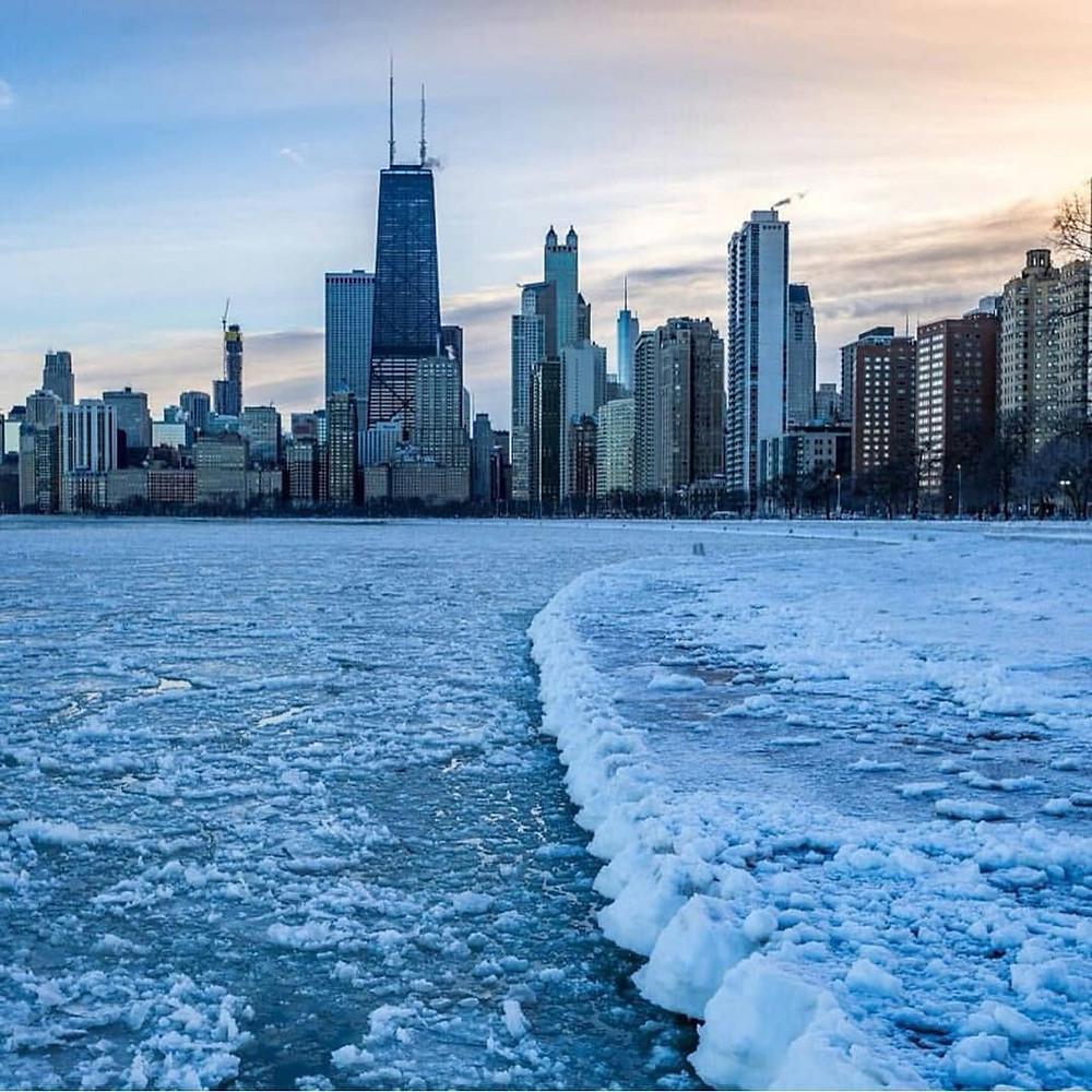 chicago mas frio que siberia y la antartica